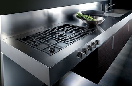 Gas cooktops by Barazza | Appliancist
