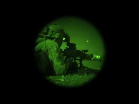 Defense Flash News : EARF Fires M240 Weapons System in Low Light Conditions DJIBOUTI, DJIBOUTI 11.01.2017 Video by Staff Sgt. Shellby Matullo Combined Joint Task Force – Horn of Africa Combat Camera U.S. Army Weapons Squads with Battle Company, 1-32 Infantry, 1st Brigade Combat Team, 10th...
