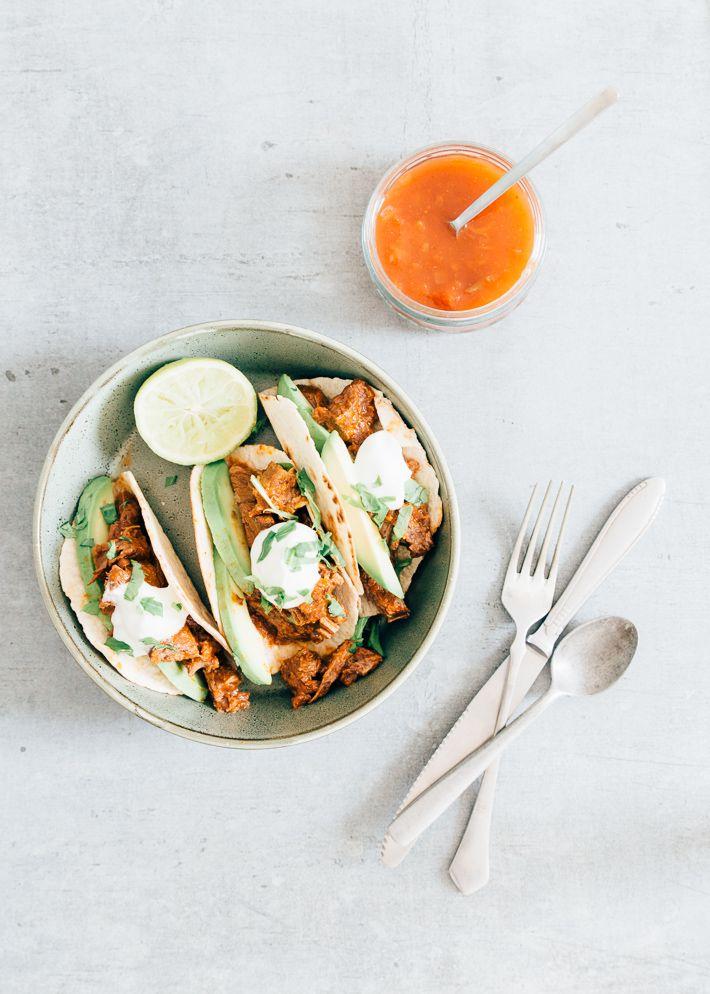 Pulled beef taco's   Uit Paulines Keuken   Bloglovin'