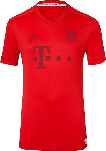 Adidas Parley Bayern Munich Kit
