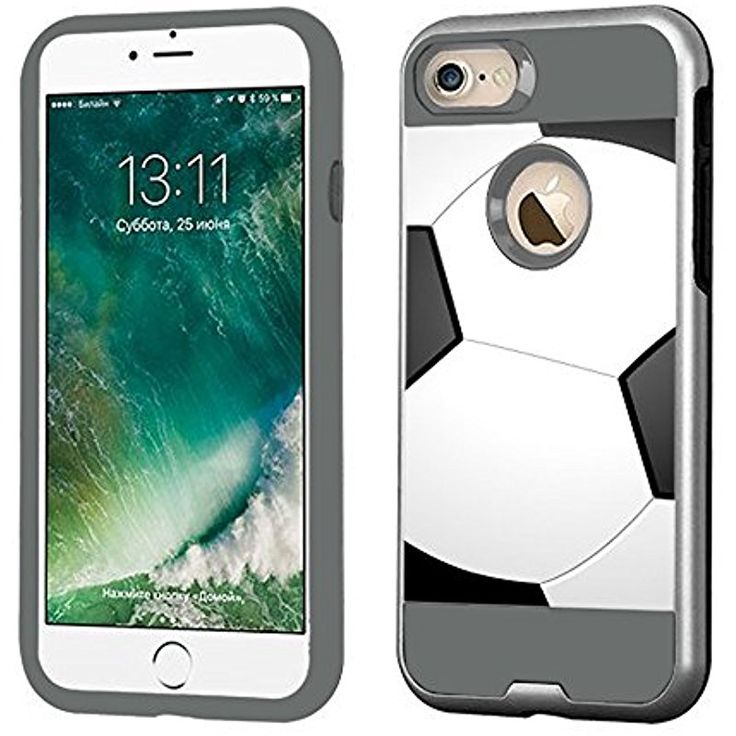 Corpcase iphone 7 case iphone 8 47 inch case soccer