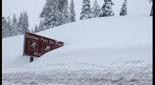 GoAltaCA | Ski resorts in California's northern Sierra Nevada closing in on 800 inches of snow this season.