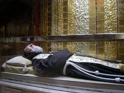 Italia - Visita a San Giovanni Rotondo