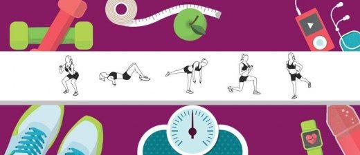 Te proste ćwiczenia na dolne partie ciała pomogą ci pięknie wyrzeźbić figurę. Jeśli będziesz przestrzegać zdrowej diety, pić dużo wody i poprawnie wykonywać poniższy trening...