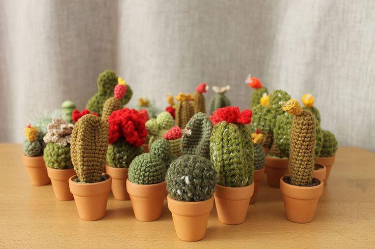 Cactus Amigurumi Venta : Cactus amigurumi crochet/knitted cacti Pinterest ...
