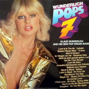 KLAUS WUNDERLICH pops 7, LP for sale on CDandLP.com