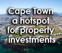 Cape Town a hotspot for property investment