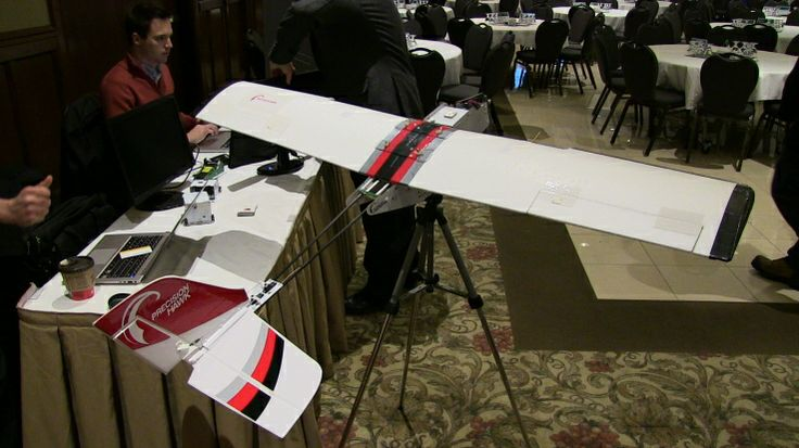 Precision Hawk at the Precision Agriculture Conference 2014