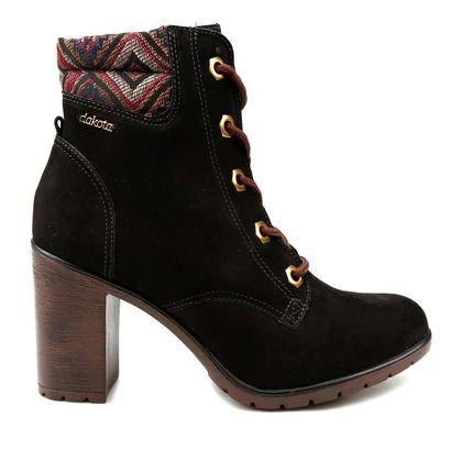 Compre Bota Dakota Coturno Salto Grosso Marinho na Zattini a nova loja de moda online da Netshoes. Encontre Sapatos, Sandálias, Bolsas e Acessórios. Clique e Confira!