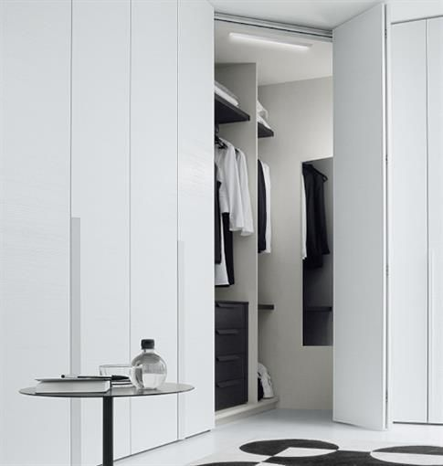 Wardrobe Description Breeze with a wood grain  surface effect, Breeze is…