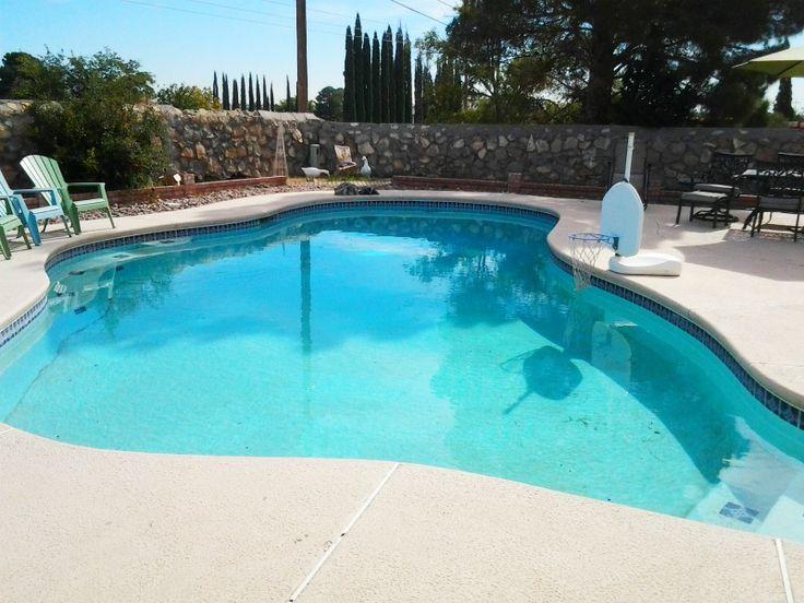 1654 Dale Douglas, El Paso Texas 79936 Perfect for a Summer Party!!