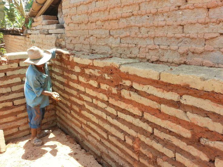 adobe house construction