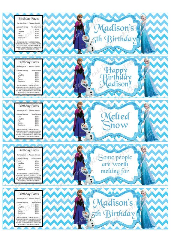 17 Best images about Ava Birthday on Pinterest | Frozen ...