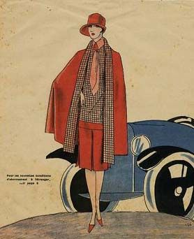 Colette Stall - Fashion, dress, hat and shoes from UK Fashion 1920's