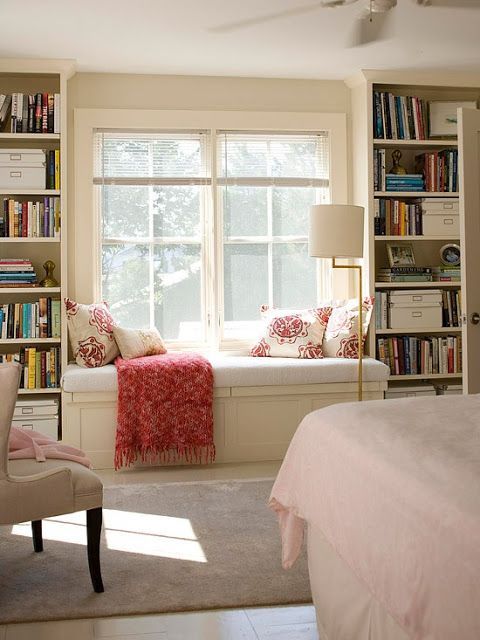 Window Seat/Reading Nook