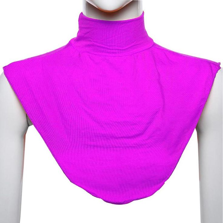 NEW Lslamic Turban Women Head Wear Band Neck Chest Cover Bonnet Muslim Short Hijab Shawls Arab Scarf