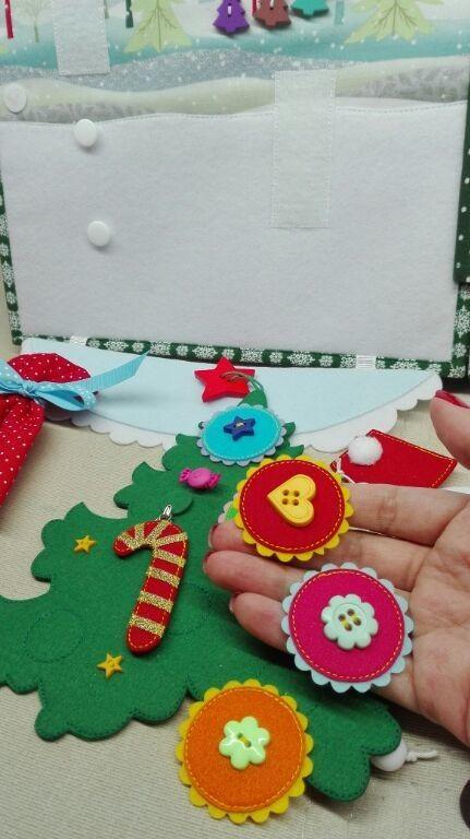 Формат книги 25*25 см, есть немного недоделок(их доделаю позже), время поджимало, завтра книга улетает в Великобританию) Сюжеты полностью основаны на пожеланиях Аниной мамы и особое внимание уделено легенде о Санта Клаусе. Отдельно хочу поблагодарить Олесю Юрлову https://www.babyblog.ru/community/post/rukodelie/3114305...