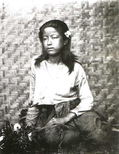 1868, Thai Lady