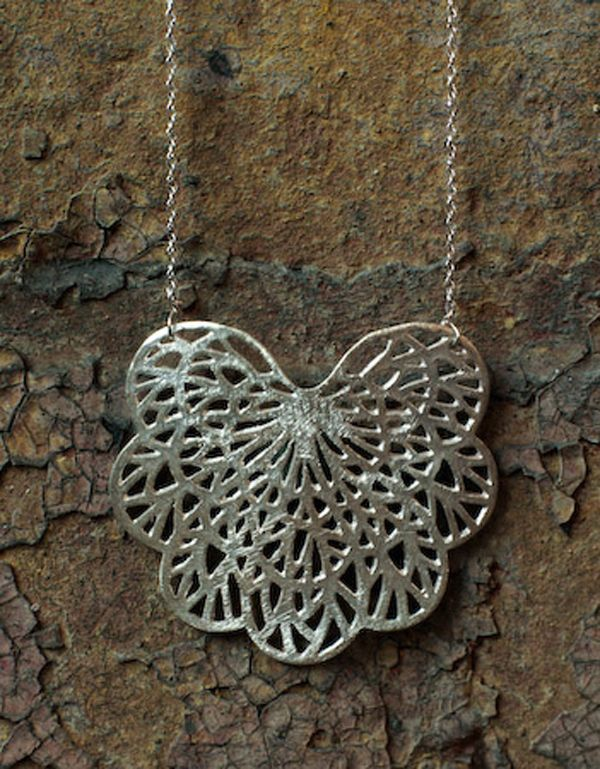 jewelry design - Love this photograph as well.  necklace -  by Amie Plante, via Behance