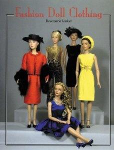 Fashion Doll Clothing: Rosemarie Ionker: Clothing Patterns, Barbie Patterns, Rosemary Ionker, Barbie Clothing, Dolls Clothing, Rosemary Lonker, Fashion Dolls, Barbie Dolls, Dolls Patterns