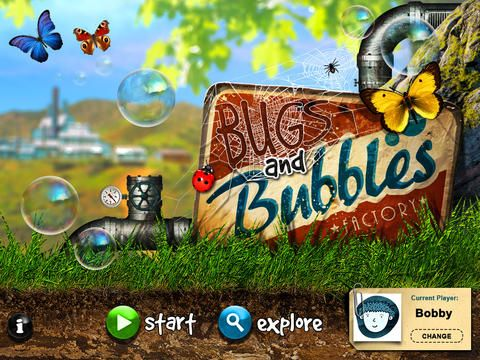 Bugs and Bubbles by Little Bit. Studios Skill: Patterns