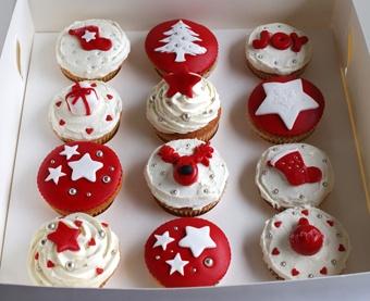 Xmas cupcakes |