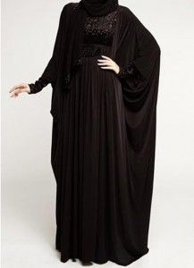 Free Helping Friend: Latest Saudi Abaya Designs Stylish Collection Of Black Burqa