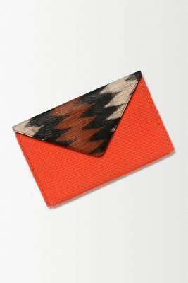 Liaison Envelope Clutch   Anthropologie   Upcycled Textiles   Fair Trade   Handmade in the Philippines