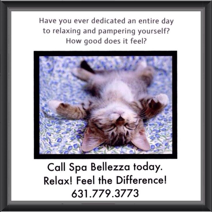 Have you ever Ver dedicated an entire day to relaxing and pampering yourself?  How good does it feel?  #SpaBellezza #Spa in #Aquebogue #LongIsland on the #NorthFork #winetrail