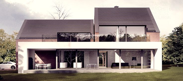 Ki-house, Wrocław by Tamizo Architects