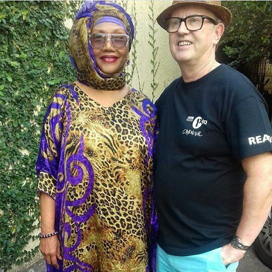 Marcia Griffiths and Ram Jam...