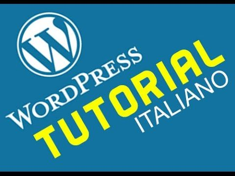 Aggiungere lingua italiana in temi WordPress [facile]