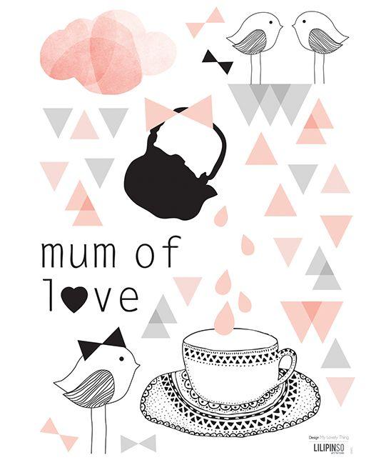 Mum of love