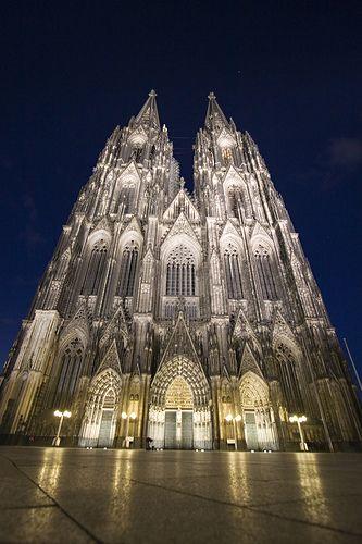 Köln*, Germany. I grew up in Wiesbaden and was in Köln often since it was just a hop away. :)