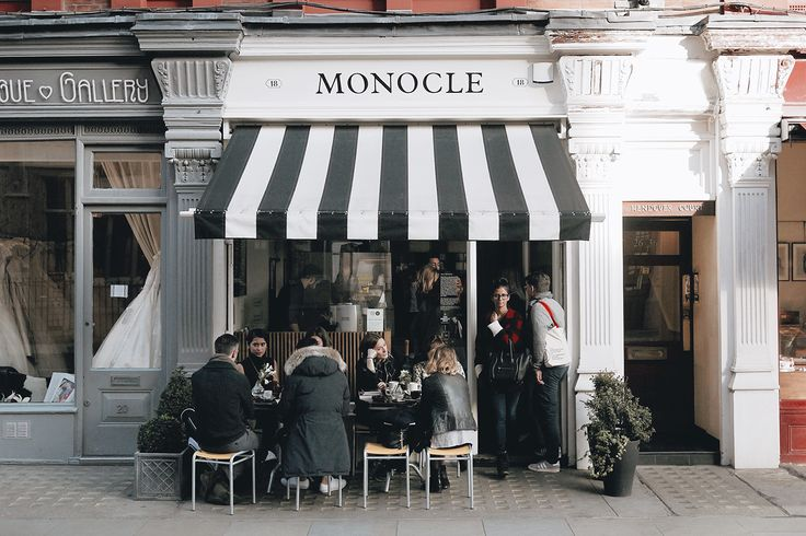 Monocle Café by Amé Story