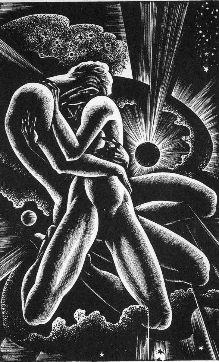 Lynd Ward, from God's Man, 1929