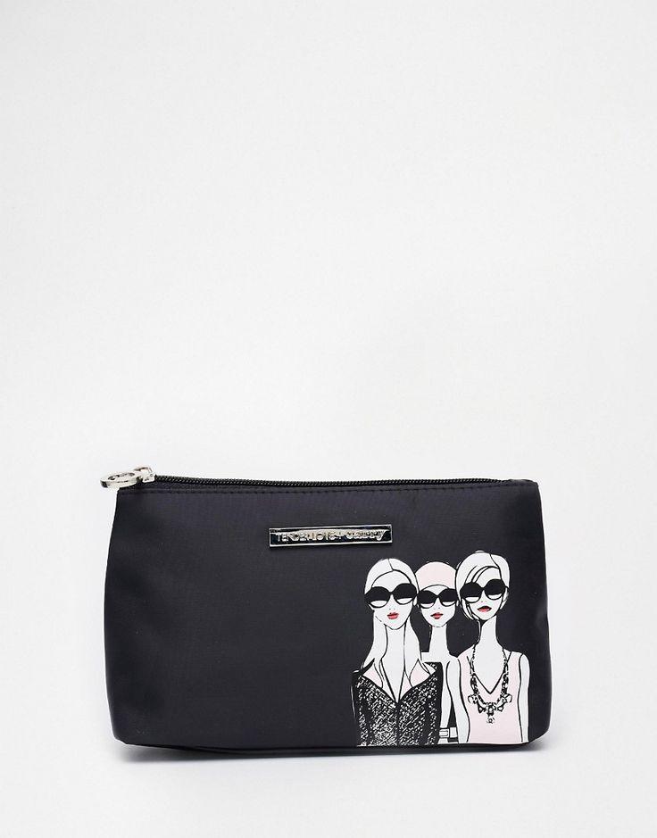 Hello Ladies Makeup Bag - Ladies | ASOS