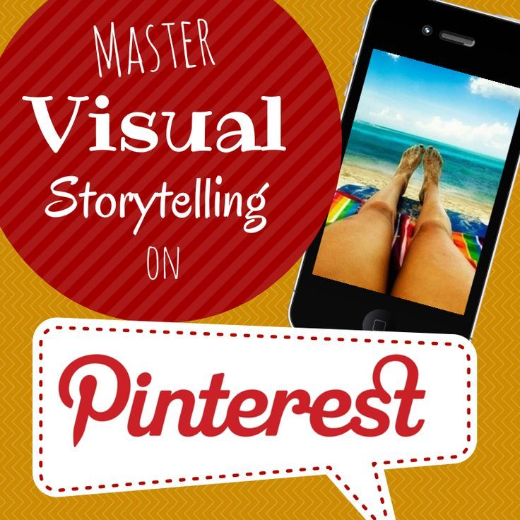 The most popular brands on social media have mastered the art of visual storytelling on Pinterest!  Do you know the 9 creative ways to Visually Tell Your Brand's Story?   #pinterestforbusiness #pinterestmarketing #visualstorytelling #brandstorytelling #pinterestmarketingtips