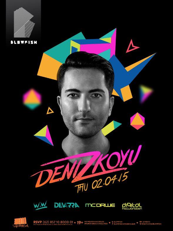02.03.15  #DENIZKOYU  @BLOWF1SH
