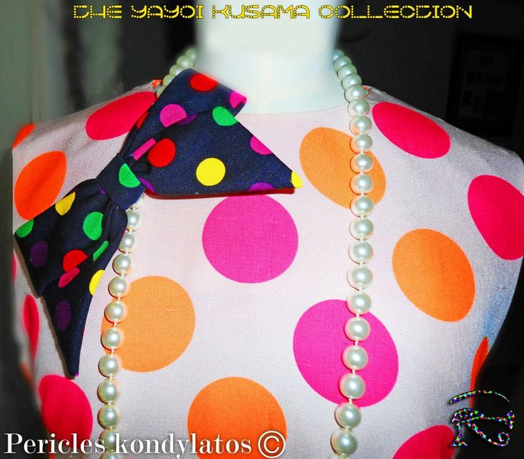 "The ""Yayoi Kusama"" Collection by Pericles Kondylatos"