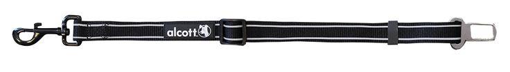 ✓ Alcott Adventures - Hundezubehör - dog gear - Sicherheitsgurt für Hunde zum Anschnallen im Auto - car safety belt for dogs