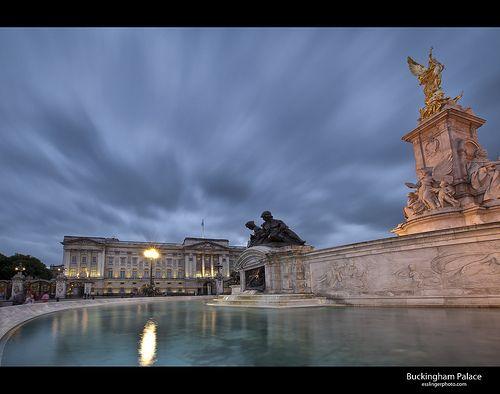 Buckingham Palace just...