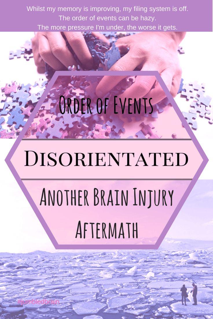 Aneurysm headache orgasm disoriented