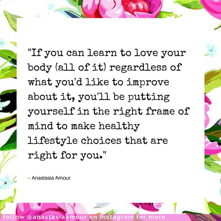 Body Quotes: Best 25+ Body Image Quotes Ideas On Pinterest