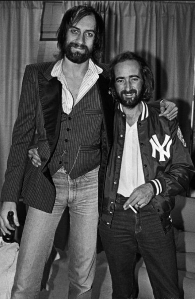 Mick Fleetwood and John McVie of Fleetwood Mac