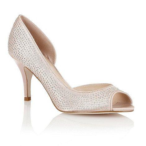 Lotus Nude 'Soire' open toe shoes- at Debenhams.ie