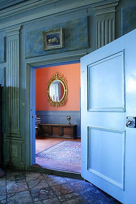 Wenngarn Slott #interiordesign #interiordecoration