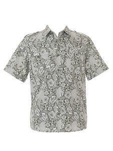 burda style: Herren - Hemden & Westen - Kurzarmhemd mit Schulterklappen