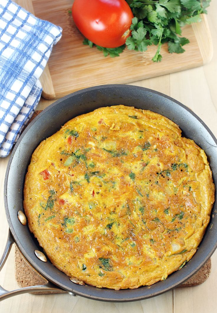"The Masala omelet that captivated Helen Mirren in ""The Hundred-Foot Journey.''"