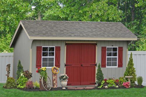 Amish Sheds Long Island